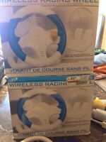 WII AND WII U WIRELESS RACING WHEELS! **REDUCED**