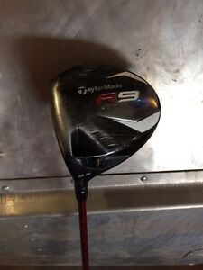 Taylormade R9 plus Callaway rescue 3&4