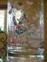 6 Verres 25e Disney - 6 Disney 25th drinking glasses