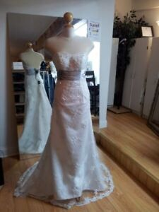 Wedding Dress- Size 6-8 Sample Sale - New- Reduced!