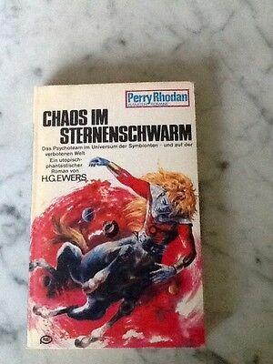 PERRY RHODAN CHAOS IM STERNENSCHWARM TB NR 166
