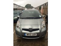 Toyata Yaris 1.4 petrol 2010 immaculate condition