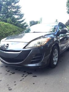 Mazda 3 2010 For Sale West Island Greater Montréal image 1