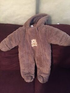 3 month old winter suit
