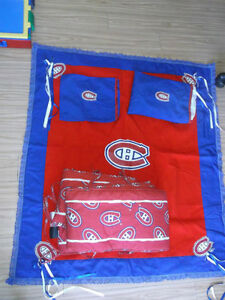 NHL Canadiens Cribe Set for sale