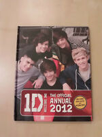 One Direction Official 2012 Annual