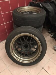 """Phat Fux 16"""" x 8"""" mags 4x100 & 4x114"""