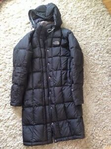 Manteau North Face long série 600