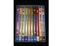 Family Guy box sets plus others