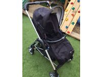 Travel system baby car seat & pram £60 ONO