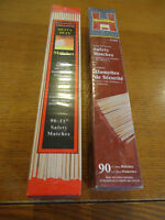 Long Reach Matches for Fireplace or Camp Fire (2 boxes)