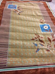 """Persian Yalameh %100 wool quality hand knotted 7x10 f"""" London Ontario image 8"""