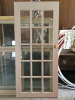 Price reduction, Interior glass doors, 12 lite, 3.. plus other