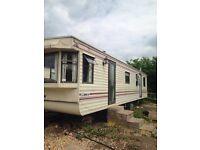 Bedroom static caravan for rent