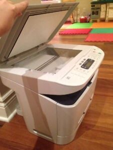 4 in 1 printer: photocopy, scanner, fax, printer