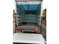 Man and van removal service 24/7 house,flat,office,single item