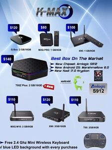 Highest Quality Android Boxes With 1 Year Warranty