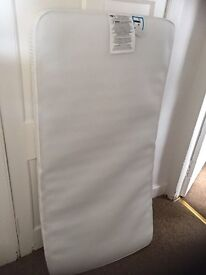 Mothercare toddler mattress like new condition with removal top liner.