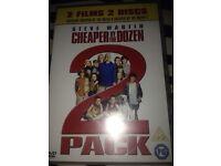 Cheaper by the Dozen DVDS