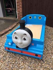 Thomas tank engine toddler bed - £80.00