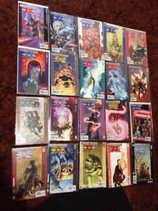 Complete Ultimate X-men run w/annuals and minis