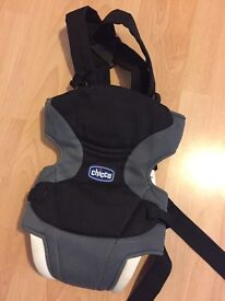 Chicco baby carrier sling very good condition