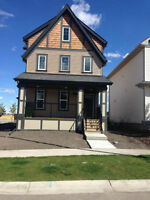 New home for rent in Airdrie