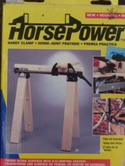 Brand new in box. Horse Power Handy Clamp Lane Cove West Lane Cove Area Preview