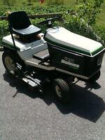 Tracteur de jardin
