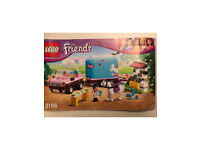 LEGO Friends - horse trailer and jeep