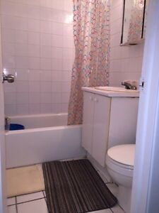 One month free 3 1/2 sublet