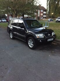 2003 Mitsubishi Shogun Warrrior 3.2 DID