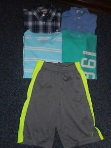 Boy's Summer Clothes - Size Large 10/12