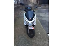 Honda pcx 13 reg LOW mileage!!! 1200