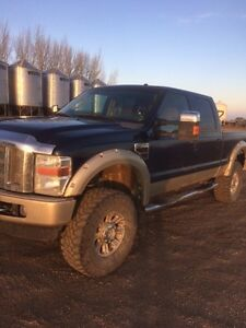 2008 Ford 350 King Ranch