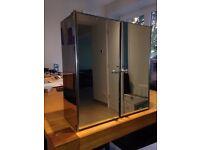 Bathroom Mirror Cabinet (As good as New)
