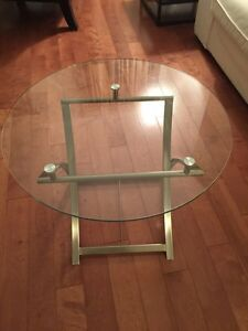 Coffee table / accent table / Table café / table d'accent