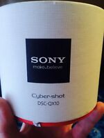 Sony cyber shot DSC QX10 never used