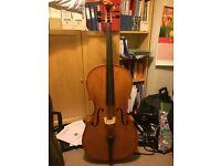Andreas seller cello 4/4