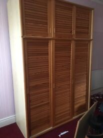 Pine cupboard for sale!