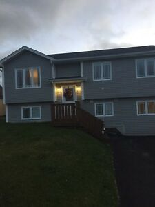 Upstairs 3 bedroom  house for rent available November 1st !!