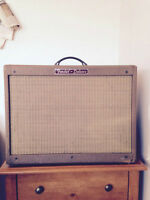 Fender Hot Rod Deluxe - Brown/Jensen Limited Edition