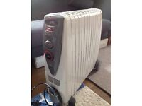 DeLonghi Rapido Oil Heater-Retail for £169.99