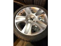 """Ford Mondeo focus transit connect 18"""""""