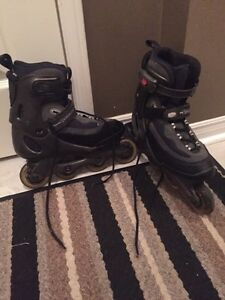 Woman's size 8 kitalpha roller blades Cambridge Kitchener Area image 1