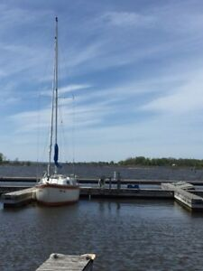 Nash 26' sailboat 1984 midland