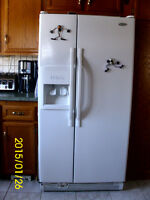 Whirlpool Refridgerator for sale