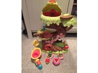 Elc Happyland Fairy Treehouse with sounds