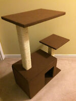 Arbre a chat marron NEUF / NEW Brown Cat tree - Park