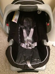 Graco SnugRide Car Seat and Base